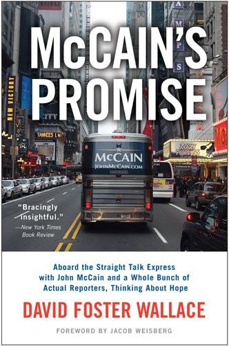 La copertina di McCain's Promise