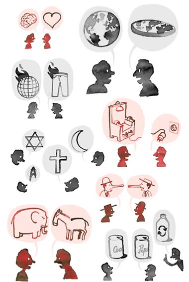 Illustrations by CHRISTOPH NIEMANN