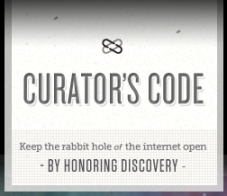 curation code